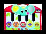 Видео обзоры игрушек - игрушка развивающая для маленьких. Toy for little piano