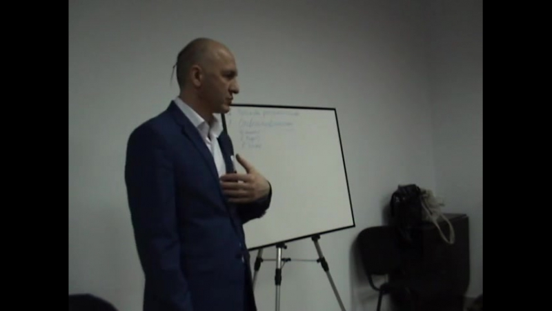 6 качеств настоящей женщины и 6 качеств настоящего мужчины - Руслан Башаев (Рактака дас), Кривой Рог, 13.02.2016