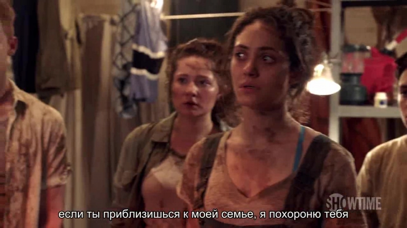 They're Not Heroes, They're Family | РУССКИЕ СУБТИТРЫ | Они не герои, они - семья! - Shameless - Season 8