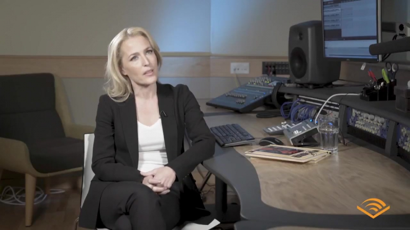 Gillian Anderson - The X-Files: Cold Cases