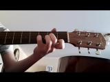 Разборы песен на гитаре Первая песня из сериала