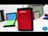 Видеообзор кошелька из водоотталкивающей ткани PUNCH BlackRed_1