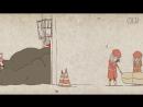 Жизнь в смартфоне. Китайский мультик о современном смартфонном мире