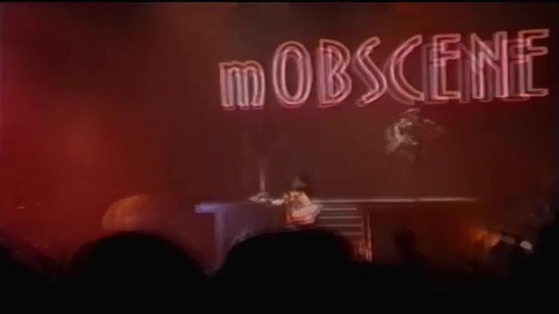 Marilyn Manson — mOBSCENE (Live in London 04.06.2003)