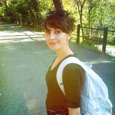 Виктория Страцинская