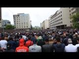 УРАЗА-БАЙРАМ Намаз МОСКВА 2017