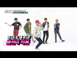 NCT in weekly idol dance to EXO,TVXQ,SHINEE,SUPER JUNIOR,SNSDRED VELVET