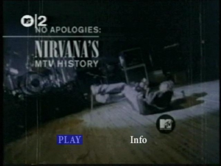 "Передача: история nirvana на mtv ""no apologies"""