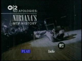 Передача: История Nirvana на MTV