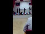 Танец на День учителя