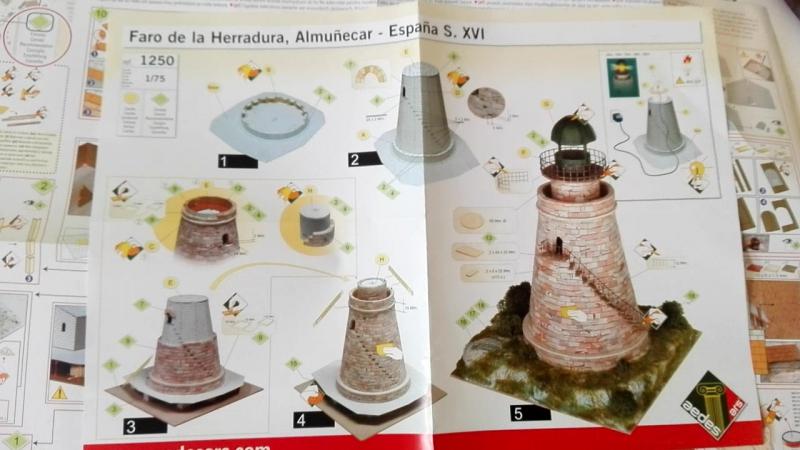 02-Керамический конструктор Aedes Ars, Farro de la Herradura