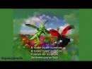 ✿ В траве сидел кузнечик (с субтитрами) ✿ КУЗНЕЧИК - Детская песня для самых маленьких