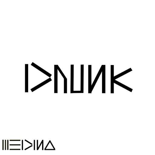 Medina альбом Drunk (People Say, People Do)