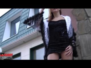 [upskirtcollection.com] nikol [teens, solo, upskirt, panty, shorts, stocking, voyeur]