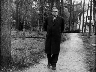 Композитор Шостакович. Учебный документальный фильм советского времени