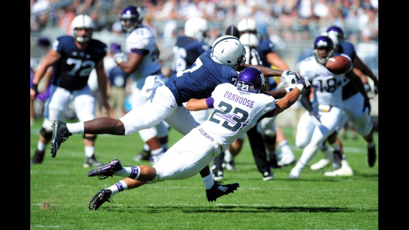 NCAA 6 week Penn State Northwestern