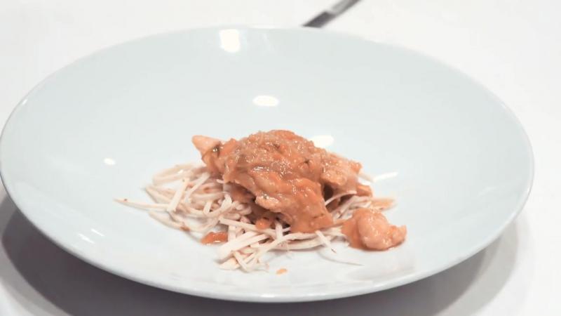 Блюда высокой кухни из космической еды