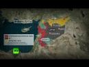 Пальмира, Ракка и Дейр эз-Зор сражения, переломившие ход войны в Сирии