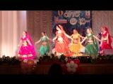 Международный фестиваль по хореографическому искусству Сибирская карусель