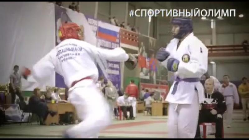 первенство России по АРБ КРАСНОЗНАМЕНСК 2017