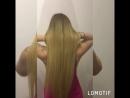 Наращивание волос 160 капсул 60 см