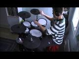 Machine Head Aesthetics Of Hate drum cover