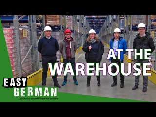 At the warehouse | Super Easy German (20)