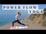 Dynamic Yoga Intermediate Power Flow Yoga