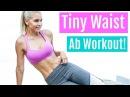 Rebecca Louise Tiny Slim Waist Workout Ребекка Льюис Тренировка для живота с акцентом на зону талии