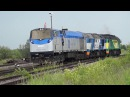 ТЭ33А-9999 (Evolution ES44ACi) wraca do Kazachstanu (LHS Farewell)