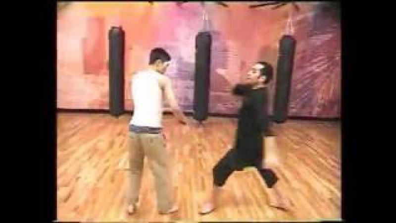 Letwhayte Elephant Steps vs. Flashy Kicks (like Tony Jaa)