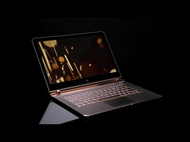 HP Spectre: мощный ноутбук в тонком корпусе