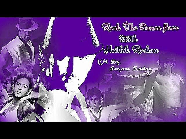 The King Of Dance ( Hrithik Roshan ) Bezubaan Phir Se - VM