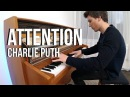 BestCoverEver Charlie Puth - Attention (Piano cover) - Peter Buka