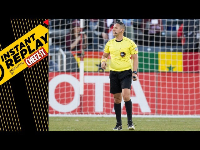 Rare episode in KC, offside debate at BMO and elbow talk | INSTANT REPLAY