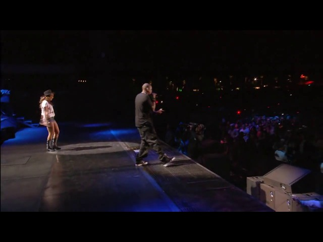 Beyoncé Ft. Jay Z - Forever Young HD Live