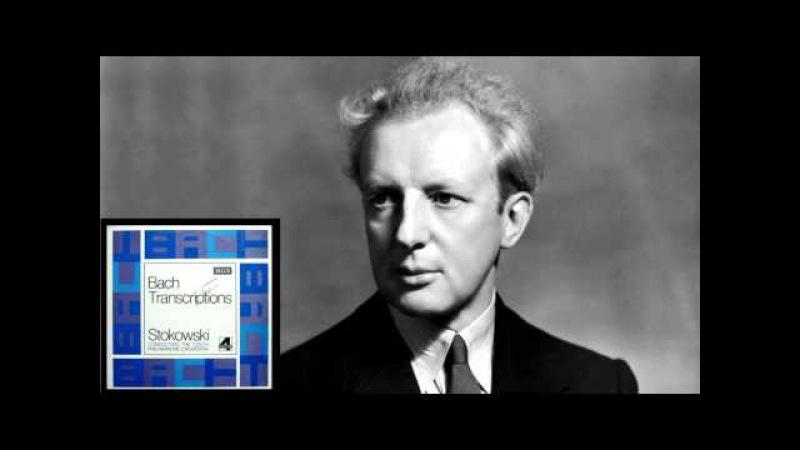 J.S.Bach: 6. Passacaglia And Fugue In C Minor, BWV 582 [Stokowski]