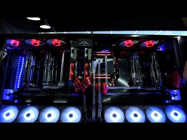 Новый самый мощный компьютер в мире! За 400 000 рублей. Hyperpc