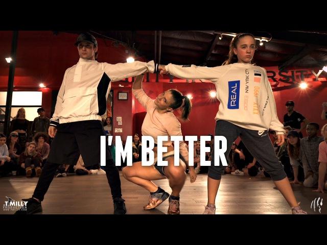 Missy Elliott - I'm Better ft Lamb - Willdabeast Adams Choreography @MissyElliott @TimMilgram