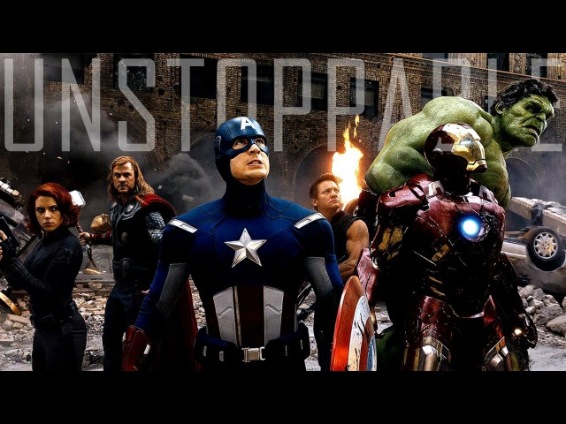 Unstoppable - The Score [Avengers Edition]
