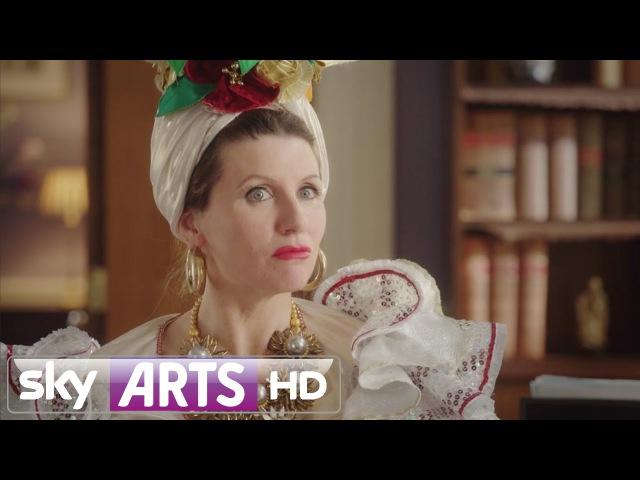 Carmen Miranda Dances For The Therapist - Psychobitches