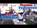 Sa Jae-Hyouk's 사재혁 (KOR, 85KG) | Last international competiton training