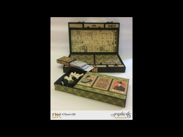 Master Detective Compendium of Games Box Graphic 45