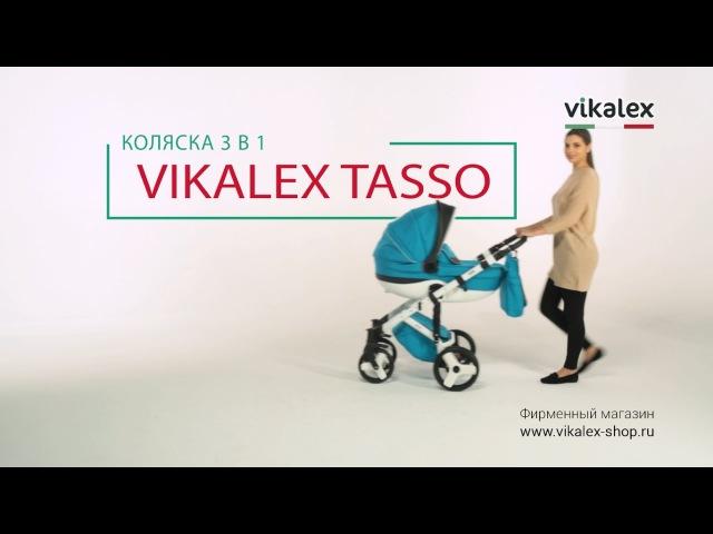 Коляска детская Vikalex Tasso (Викалекс Тассо)