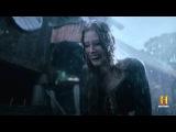 Aslaug Has A Mental Breakdown, Lagertha Has Another Stillborn - THE VIKINGS SEASON 4