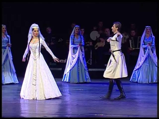 Ensemble Rustavi - Great performance at Tbilisi Concert Hall