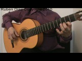 Mediterranean Sundance (with Tabs)  lesson 1 for beginners Rio Ancho by Paco de Lucia CFG studio