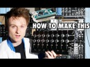 ARDUINO 8 STEP KEYBOARD SEQUENCER FOR SYNTHESIZERS