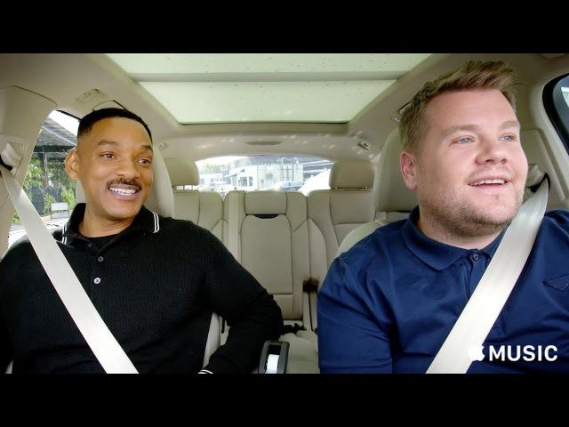 Carpool Karaoke: The Series — Will Smith and James Corden — Apple Music