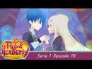 Královská Akademie 1x16 - Píseň mořské čarodějnice - CZ nickelodeon HD (Regal Academy)